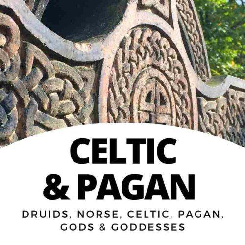 Celtic Druid Goddessess Pagan