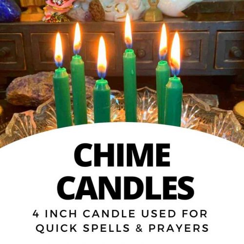 Spell Candles - Chime candles