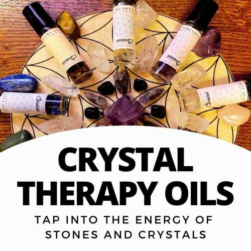 Oils - Crystal Therapy