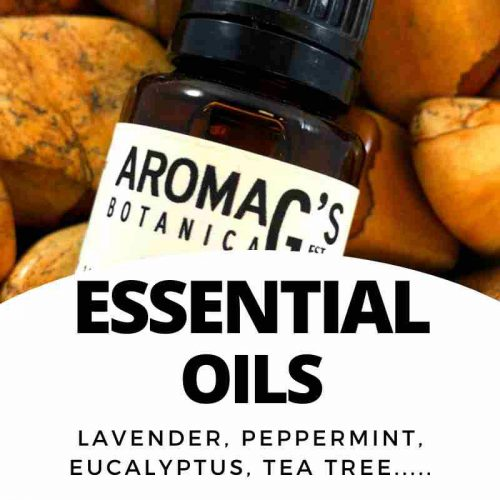 Essential Oils - Single oils