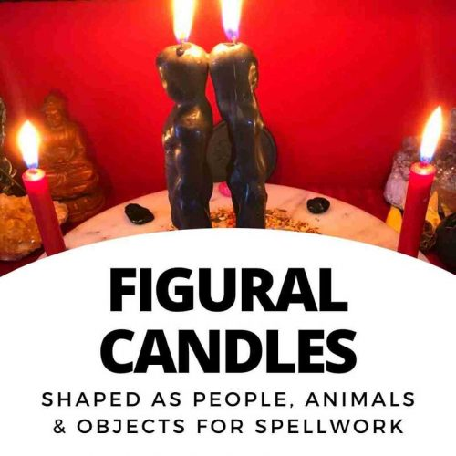 Candle - Figure Candles