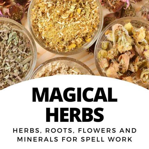 Magical Herbs, Roots, and Minerals