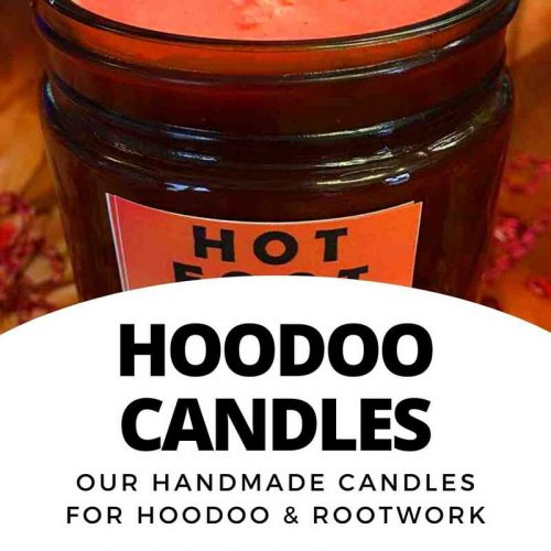 Candle - Hoodoo and Folk Magic candles