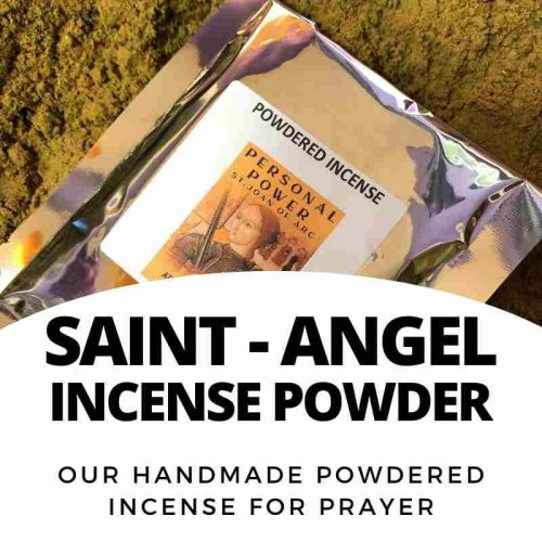Incense Powder - Magical Saints & Angels