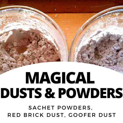 Magical Dusts - Sachet Powders