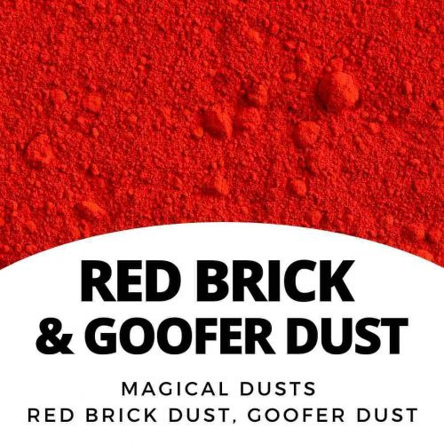 Dusts - Red Brick and Goofer