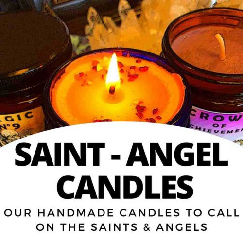 Candle - Magic of Saints and Angels Candles