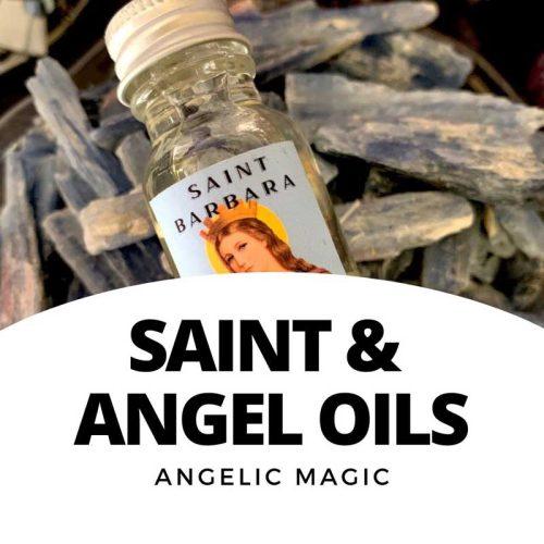 Oils - Magic of Saints and Angels