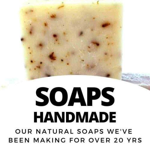 Soaps - Natural, Handmade