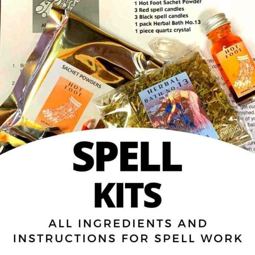 Spell Kits - Complete