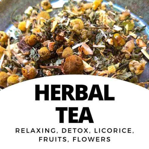 Herbal Blend Teas