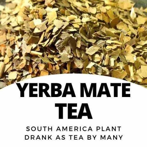 Yerba Mate Teas
