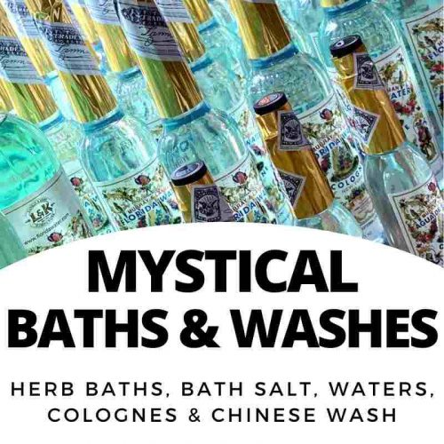 Magical Baths, Waters, and Washes