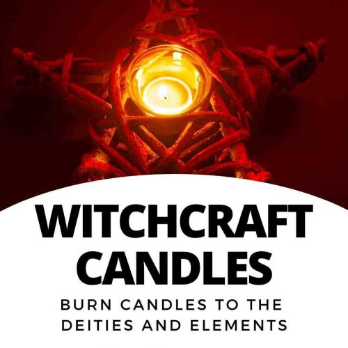 Candle - AGWitchery - old witchcraft