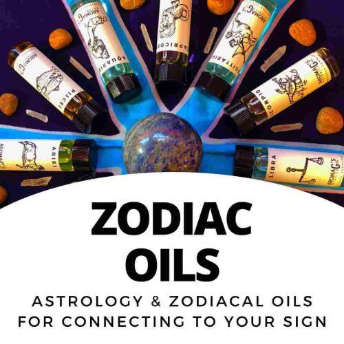 Oils - Zodiac & Astrology